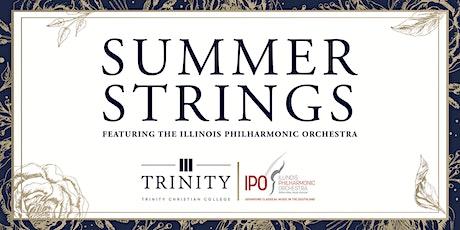 Trinity Summer Strings Lawn Reception tickets