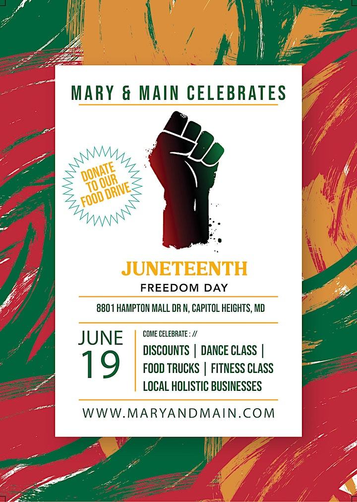 Juneteenth Celebration image