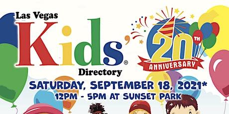 Las Vegas Kids' Directory 20th Anniversary Celebration tickets