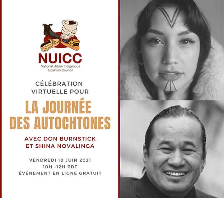 NUICC Indigenous Day Virtual Celebration image