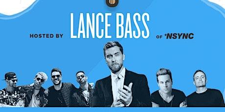 Lance Bass VIP Experiences - Scranton, PA tickets
