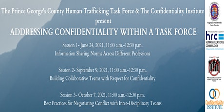 Addressing Confidentiality within a Task Force tickets