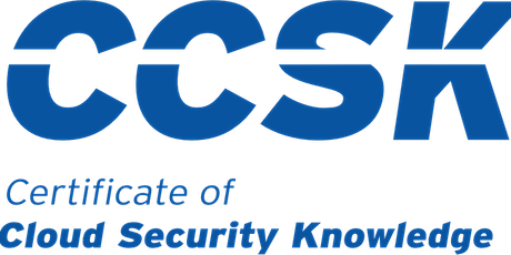 CSA  CCSK (Cloud Computing Security Knowledge) Training #2 Tickets