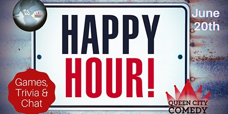 Happy Hour at Queen City Comedy tickets