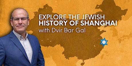 Explore the Jewish History of Shanghai tickets
