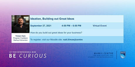 Ideation, Building out great Ideas tickets