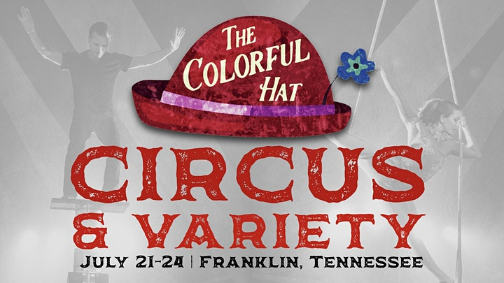Colorful Hat Circus & Variety | Franklin TN image