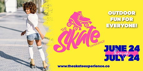The Skate Experience tickets