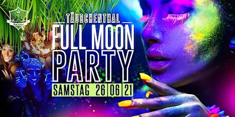 FULL MOON PARTY // Täubchenthal Tickets
