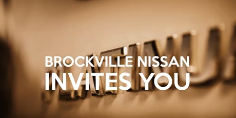Brockville Nissan's VIP Private Event tickets