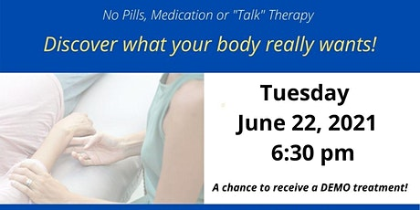 Discover What Your Body Really Wants - Modern HealthCare tickets