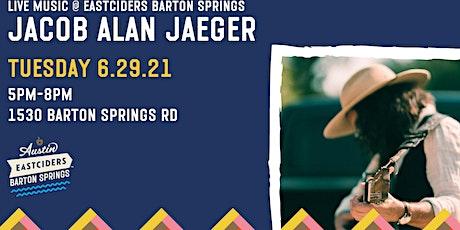 Live Music: Jacob Alan Jaeger tickets