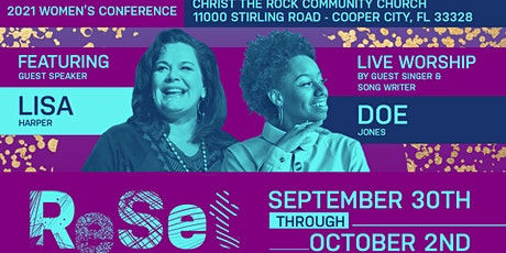 """""""ReSeT"""" Women's Conference 2021 tickets"""
