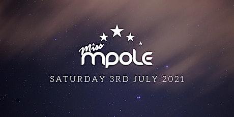 Miss mPole 2021 tickets