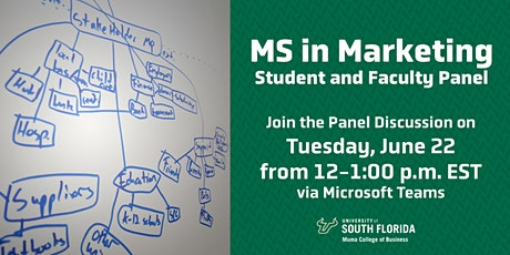 MS in Marketing Faculty and Student Panel Discussion tickets