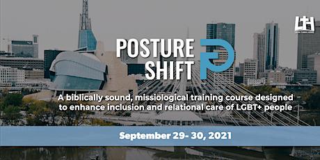PostureShift Intensive Tickets