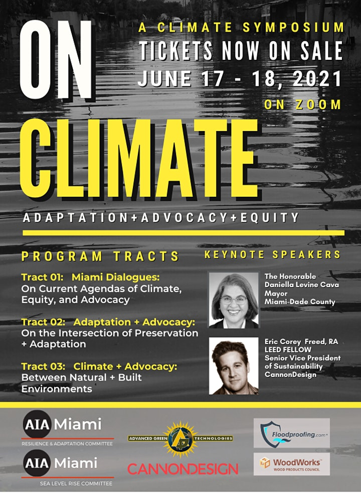 On Climate: Adaptation, Advocacy & Equity image