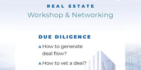 Real Estate Workshop & Networking tickets