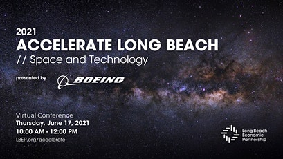 ACCELERATE LONG BEACH // Space & Technology tickets