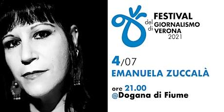 FGV 2021 - Emanuela Zuccalà biglietti