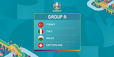 Italia - Svizzera Euro 2020 Tickets