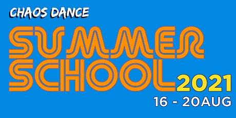 Chaos Dance Summer School tickets
