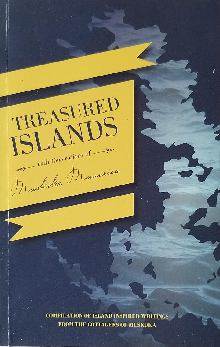 'Treasured Islands - with Generations of Muskoka Memories' Book Launch image
