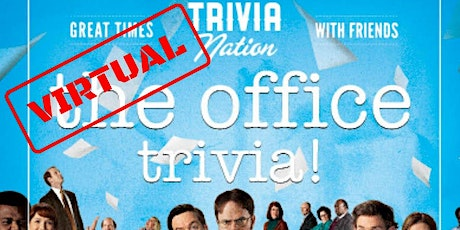 The Office Virtual Trivia - Gift Cards and Raffle Prizes! tickets