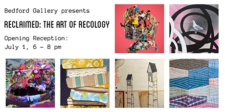 Opening Reception - Reclaimed: The Art of Recology tickets