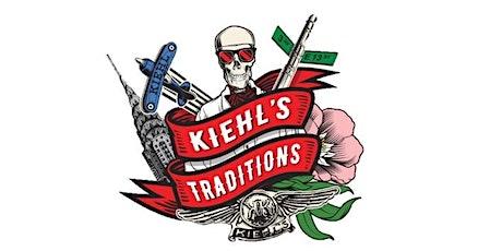 Kiehl's  Global Traditions Orientation 2021 tickets