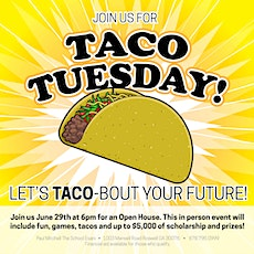 Come TACO about your Future tickets