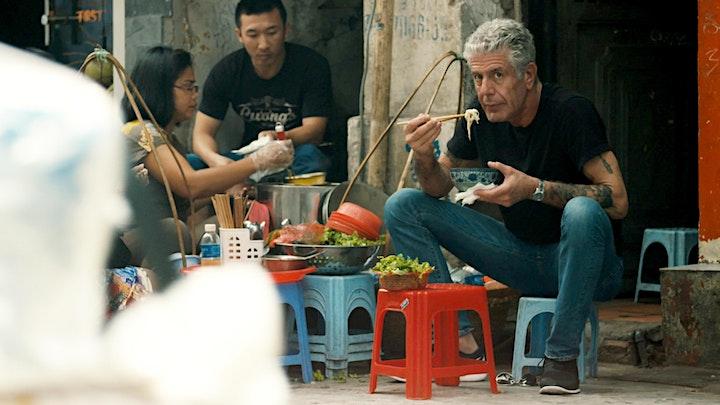 LA Times Food Bowl 2021: Night Market Cinema: Celebrating Anthony Bourdain image