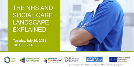 The NHS and Social Care Landscape Explained tickets