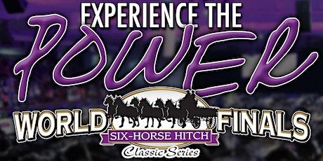 2021 Six Horse Hitch Classic Series World Finals (Thursday) tickets