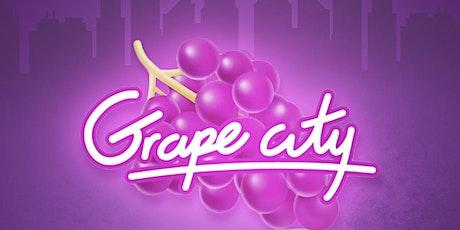 Grape City tickets
