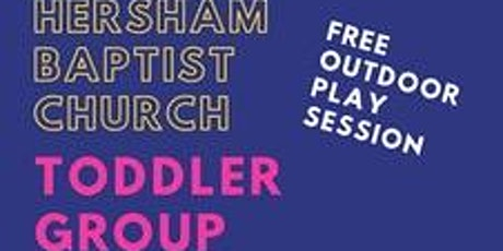 Outdoor Toddler Group -18th June tickets
