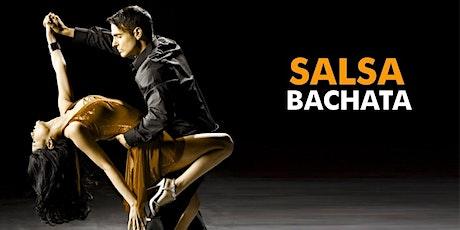 Salsa Bachata Lesson tickets