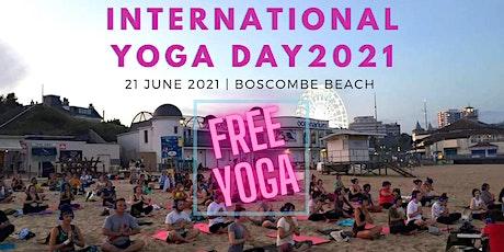 International Yoga Day 2021 - Meditation with Silent Yoga UK tickets