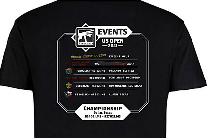 Warhammer US Open Series 2021: Age of Sigmar –  Orlando, FL image