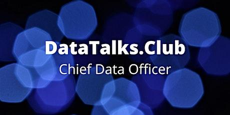 Chief Data Officer tickets