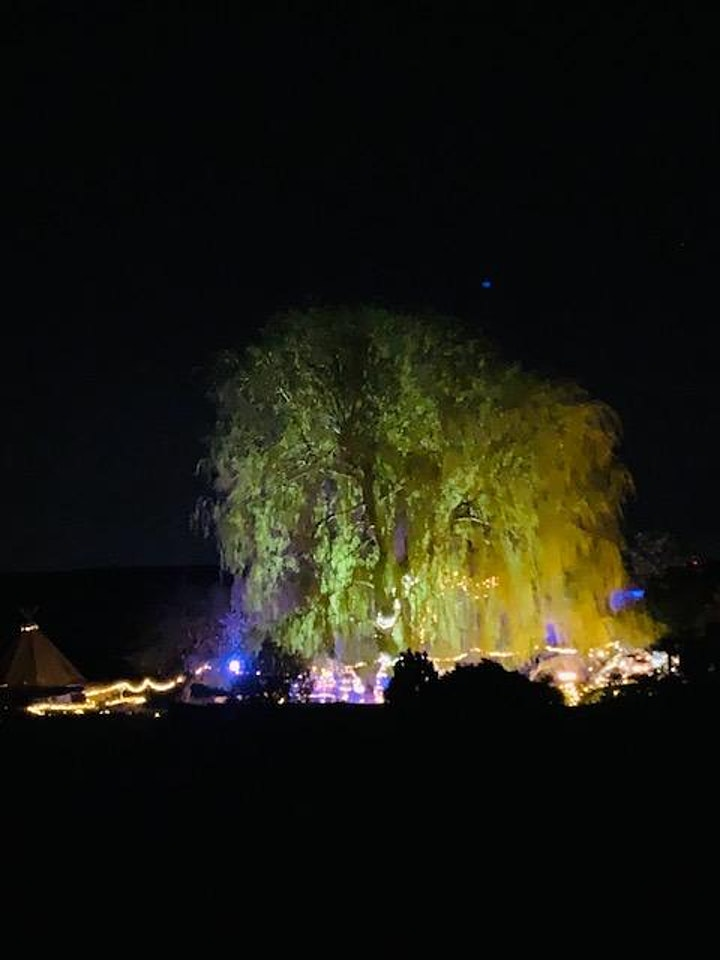 Jazz in the Teepee image