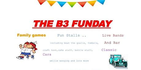 Bledlow Village Hall 'B3' Fun Day tickets