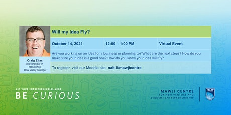 Will my Business Idea Fly? tickets