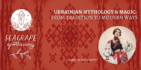 Ukrainian Embroidery & Egg Painting: symbolism and tradition tickets