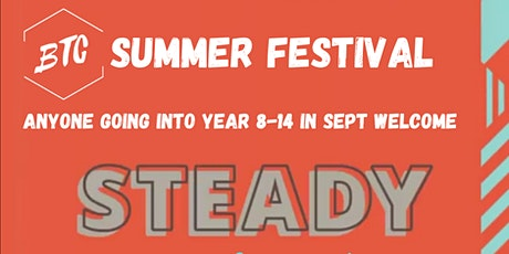 BTC Summer Festival tickets