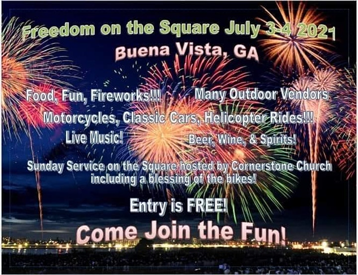 Freedom on the Square 2021 image