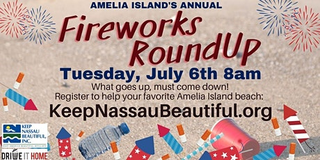 Annual Fireworks Roundup! tickets