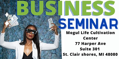 Business Seminar (FREE) tickets