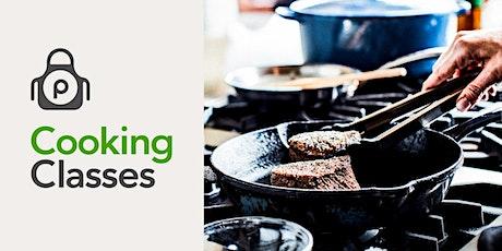 Kitchen Fundamentals: Beef entradas