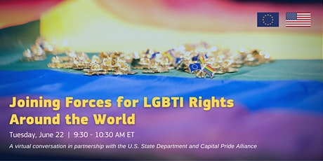 Joining Forces for LGBTI Rights around the World tickets